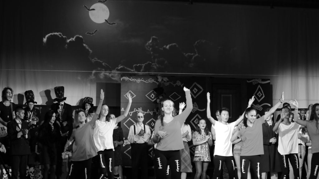 "Musical ""Familie Addams"""
