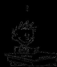 Calvin Ausrufezeichen